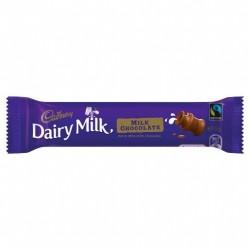 DAIRY MILK CHOCOLATE BAR 50GM