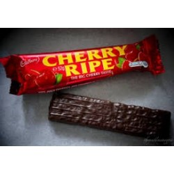 CHERRY RIPE KING SIZE 80GM