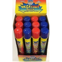 MEGA SOUR ROLLER 105ML