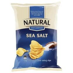 SEA SALT POTATO CHIPS 175GM