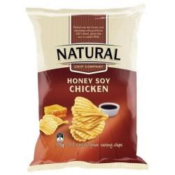 HONEY SOY CHICKEN POTATO CHIPS 175GM