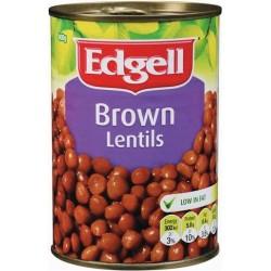 BROWN LENTILS 400GM