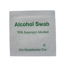 ALCOHOL SWABS 200'S