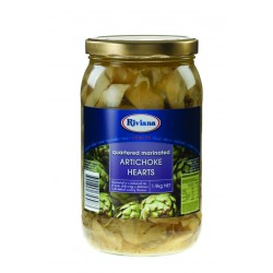QUARTERED ARTICHOKE HEARTS 1.9KG