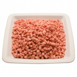 RINDLESS BACON PIECES 2KG