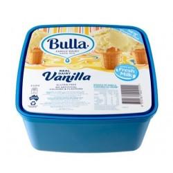 BULLA VANILLA ICE CREAM 4L
