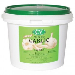 CV GARLIC CRUSHED 10KG