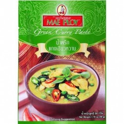 GREEN CURRY PASTE 50GM
