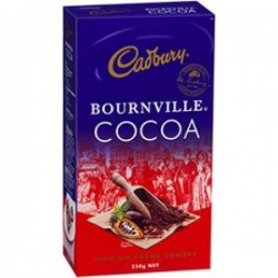 BOURNVILLE COCOA 250GM