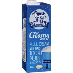 MILK LONG LIFE FULL CREAM 1LT