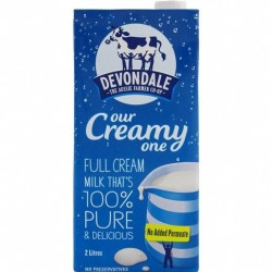 MILK LONG LIFE FULL CREAM 2LT