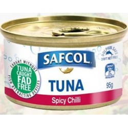 SPICY CHILLI TUNA 95GM