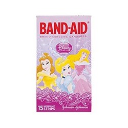 BANDAID CHARACTER PRINCESS 15S