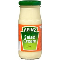 HEINZ ENGLISH STYLE SALAD CREAM 250GM