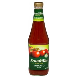 FOUNTAIN TOMATO SAUCE 600ML
