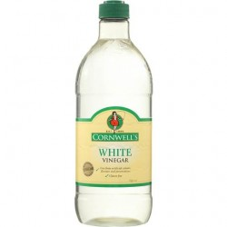 WHITE VINEGAR 750ML