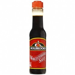 WORCESTERSHIRE SAUCE 250ML