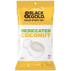 DESICATED COCONUT 250GM