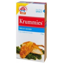 KRUMMIES BREAD CRUMBS 375G