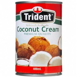 COCONUT CREAM 400g