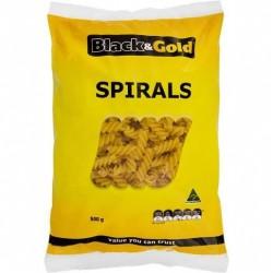 SPIRALS 500GM