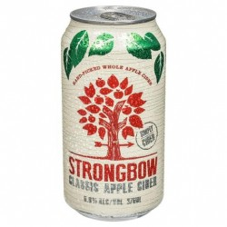 STRONGBOW ORIGINAL CIDER CAN 375MLx30