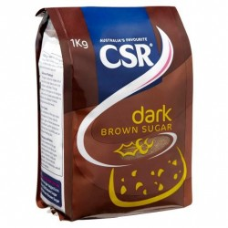 DARK BROWN SUGAR 1KG