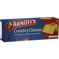 COUNTRY CHEESE 250GM