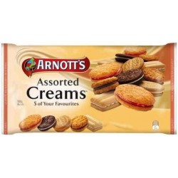 ASSORTED CREAMS 500GM