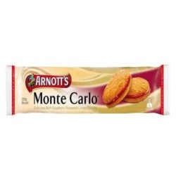 BISCUITS MONTE CARLO ORIGINAL 250GM