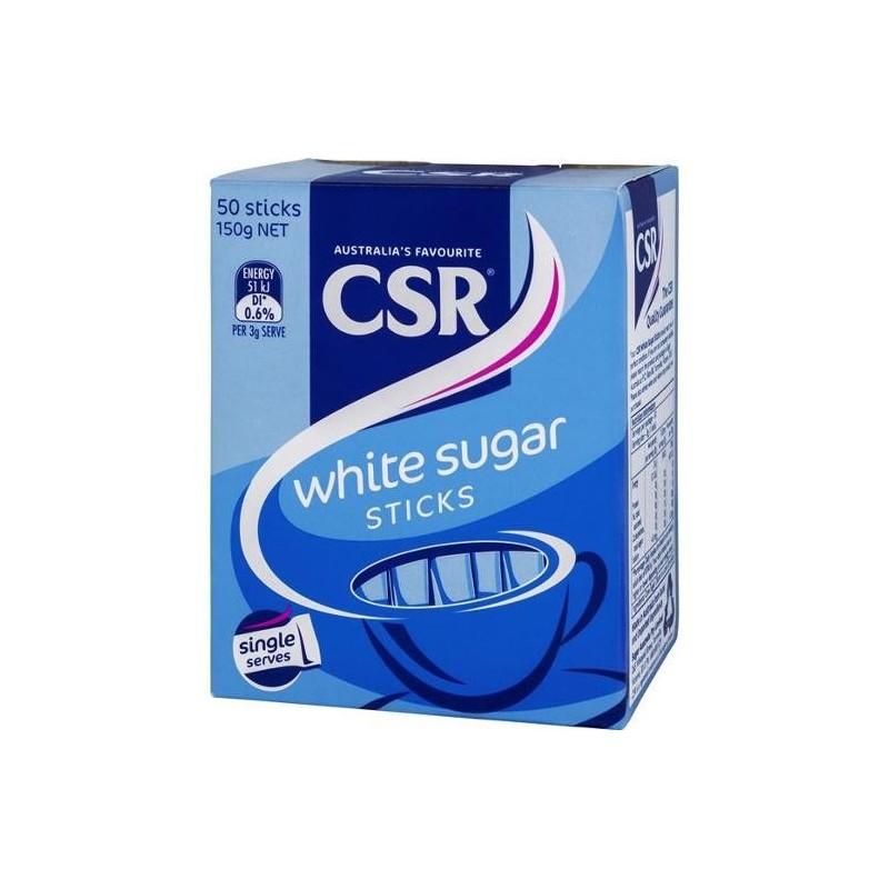 WHITE SUGAR STICKS 150G