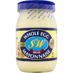 WHOLE EGG MAYONNAISE 440GM