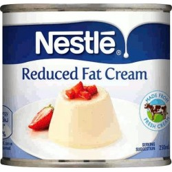 REDUCED FAT CREAM 250ml