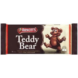 CHOCOLATE TEDDY BEAR BISCUITS 200g