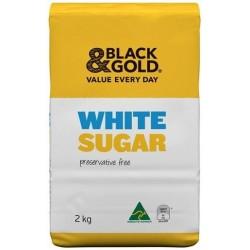 WHITE SUGAR 2 kg