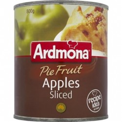 APPLE PIE SLICED 800GM