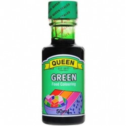 GREEN FOOD COLOURING 50ML