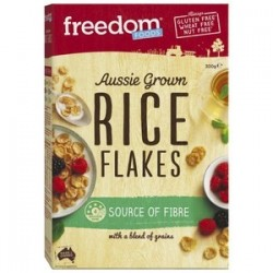 RICE FLAKES GLUTEN FREE 300GM
