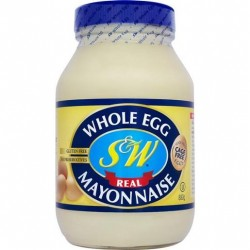 WHOLE EGG MAYONNAISE 880GM