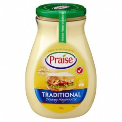 TRADITIONAL MAYONNAISE 700GM