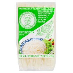 MEDIUM RICE STICK NOODLES 375GM