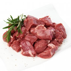 Lamb Leg Diced 20mm, kg