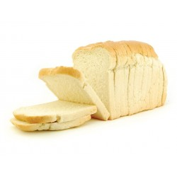 WHITE SLICED BREAD 700GM