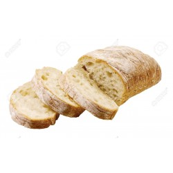 CIABATTA SLICED BREAD 680GM
