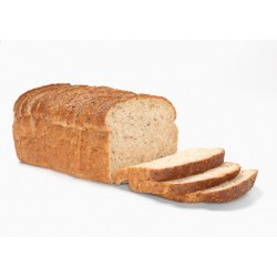 WHOLEMEAL BREAD TOAST 700GM