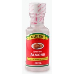 NATURAL ALMOND ESSENCE 50ML