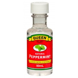 NATURAL PEPPERMINT ESSENCE 50ML