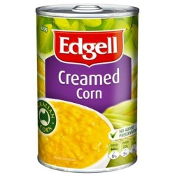 CREAMED CORN 420GM