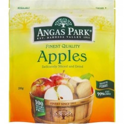 DRIED APPLES 200GM