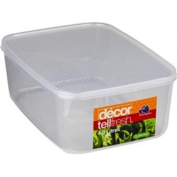 CONTAINER OBLONG 4L